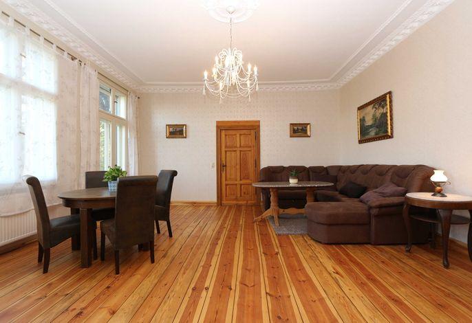 Villa Fewo 5 - Wohnzimmer