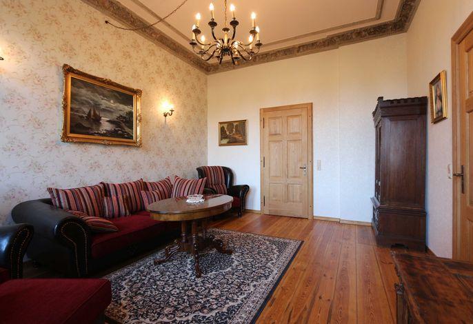 Fewo 3 Adonis - Wohnzimmer