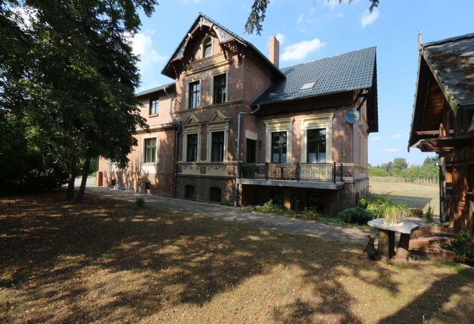 Villa Landidyll beim Grimnitzsee, Schorfheide - Fewo.cc