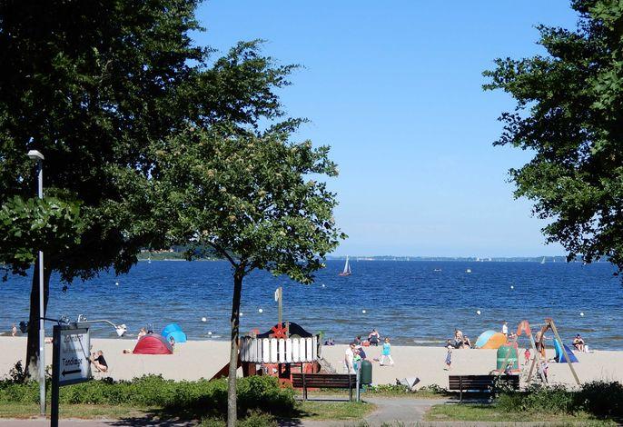 Appartement Fördeblick am Strand von Wassersleben