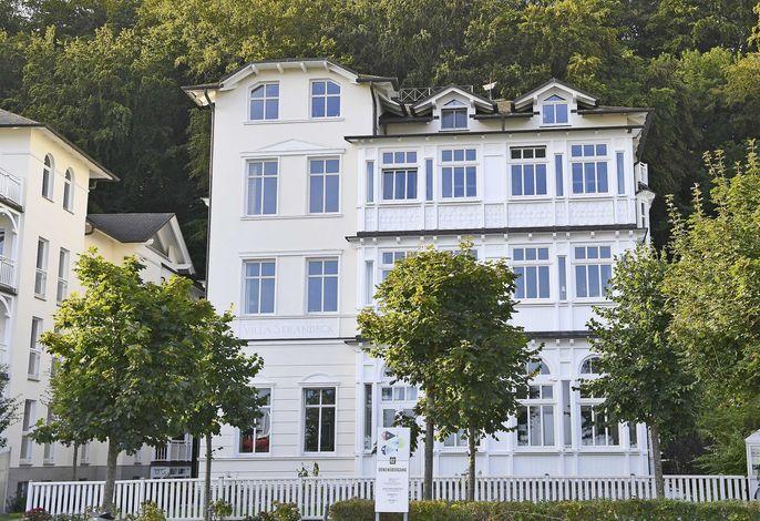 Villa Strandeck -F662 | WG 1 im EG mit Ostsee-Panoramablick
