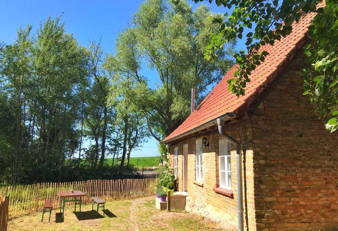 Bisdamitz - Hofgut Bisdamitz - Ferienhaus Alte Mühle - RZV