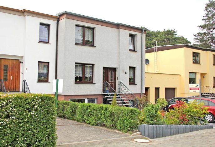 Ferienwohnung Heringsdorf USE 2733