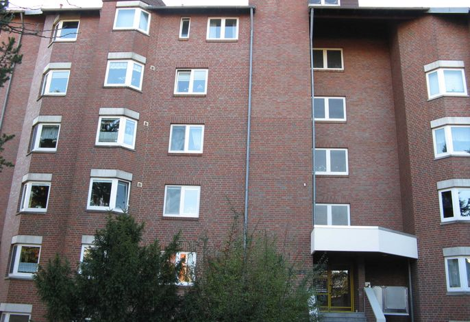 An der Deichbrücke Appartement 1 Müller-Lippek