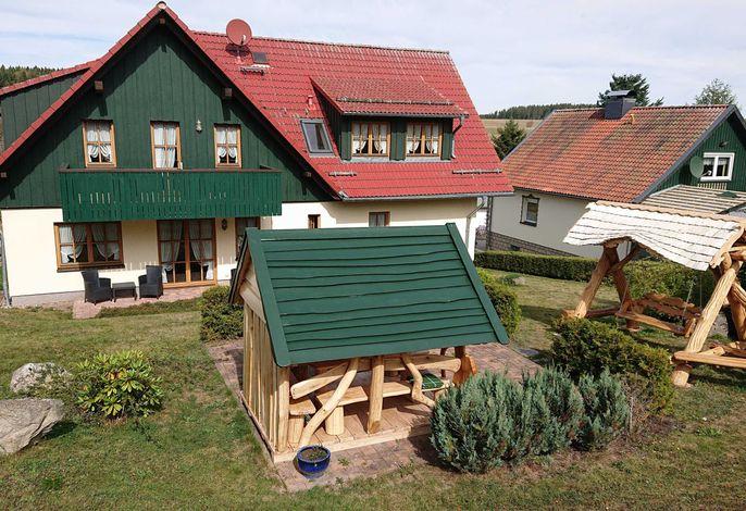 Landhausferienwohnungen Am Brockenblick