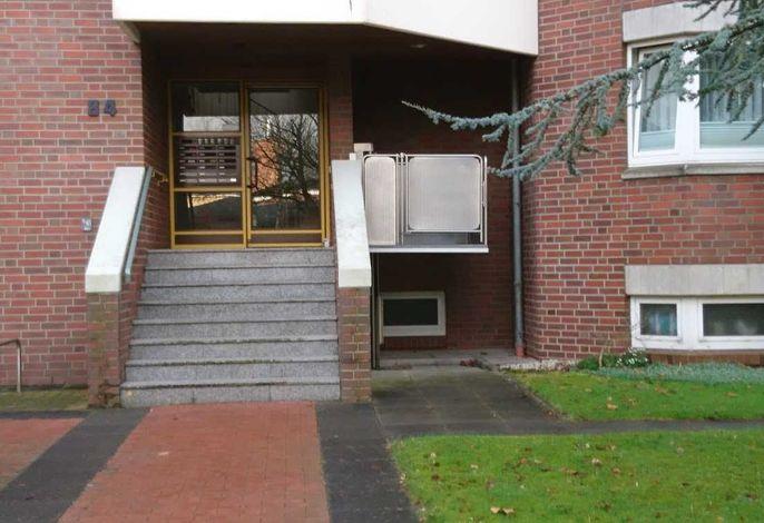 An der Deichbrücke Appartement 2 Müller-Lippek