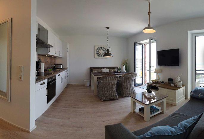 Appartement -Auf der Ostsee- in Olpenitz mit MB