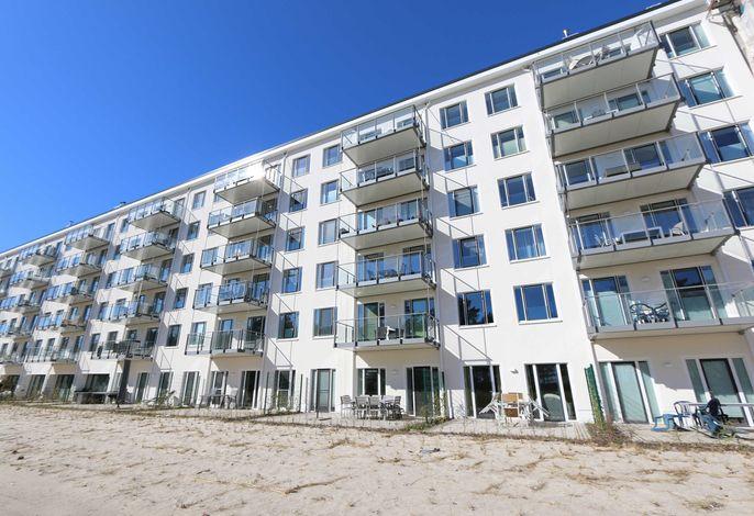 R: Haus Granitz Whg. 0.3 mit 2 Terrassen/1. Balkon und Sauna