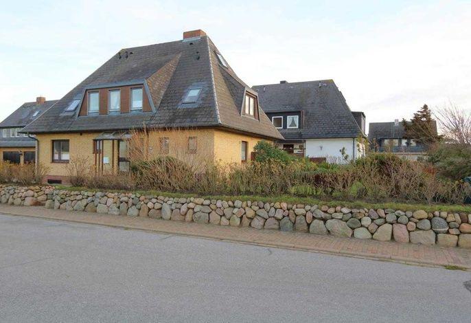 Watthaus 4 -zwischen Wattenmeer und Nordseestarnd