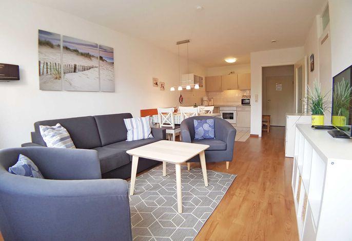 Ihr Apartment 7 im Herzen von Heiligenhafen