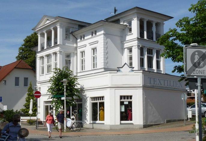 Bansin - Villa Anna Wohnung Bernstein