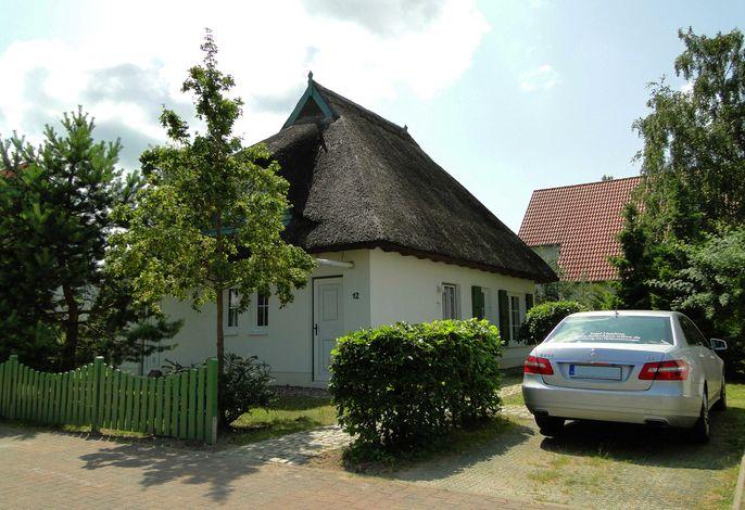 Reetdachhaus Dünenresidenz