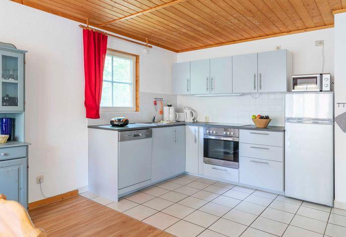 Ferienhaus Kranich Küche