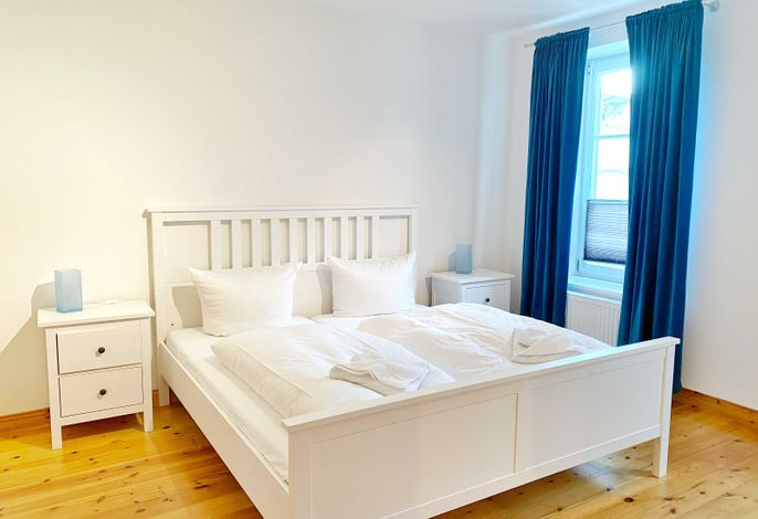 Schlafzimmer Light-Blue