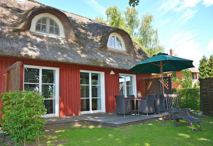Großes Ferienhaus mit Terrasse