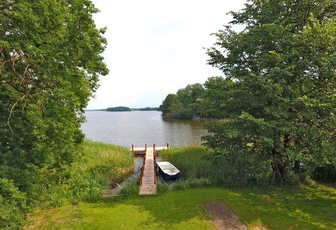 Ferienwohnungen direkt am See Useriner Mühle SEE 10330