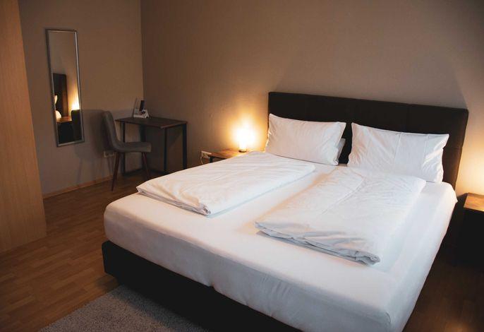 Unsere Dreibettzimmer (Beispielfoto)