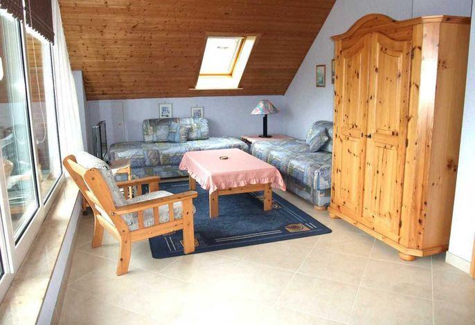 Wohnbereich 2 Einzelbetten