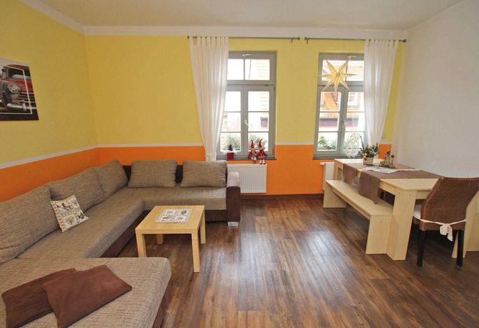 Gruppen-Ferienhaus in Hafennähe Waren Müritz SEE 10341