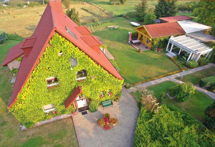 Ferienwohnung auf der Vorderseite des Hauses  mit separatem Eingang