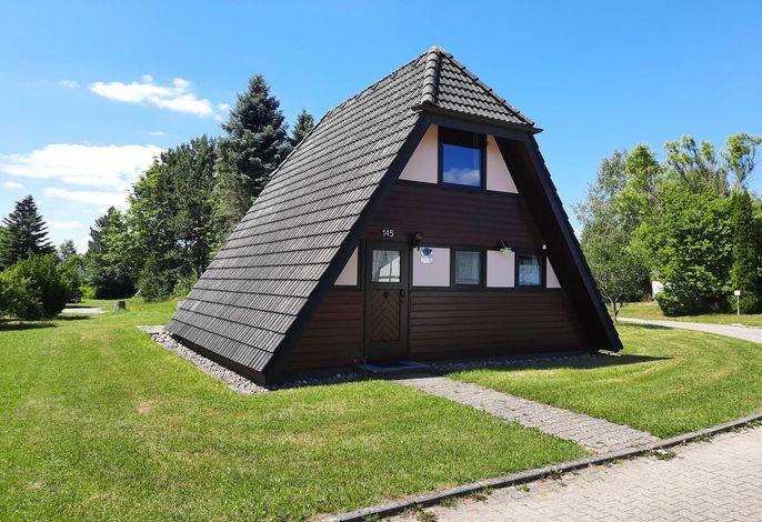 Ferienhaus Winnetou Sonnenkreisel 145