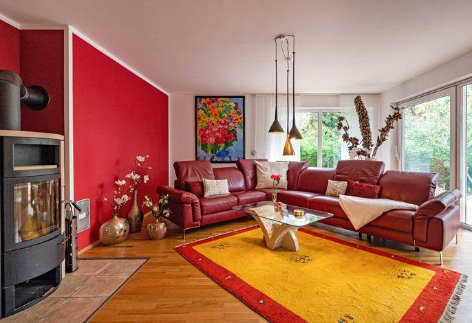 Haus Strindberg in Sellin