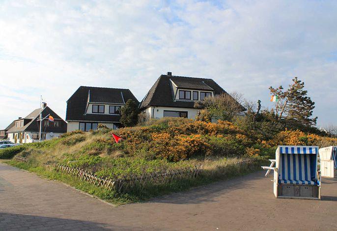 Haus Meeresblick Wohnung Odde