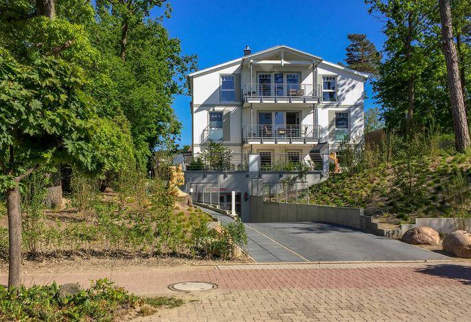 Villa Düne 4 F664  WG 7 im Dachgeschoss