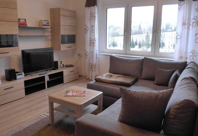 Ferienwohnung Oberwiesenthal ERZ 1121