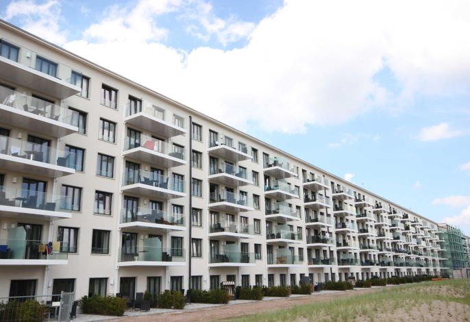 Ferienwohnung 110RB12, Haus Granitz