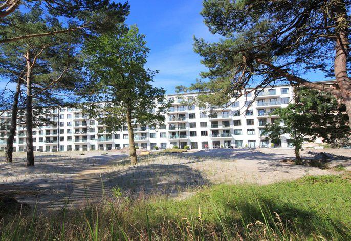 Ferienwohnung 104RB112, Haus Meersinn