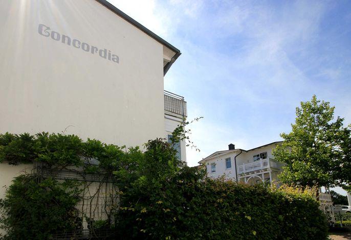 Ferienwohnung 4RB17, Haus Concordia