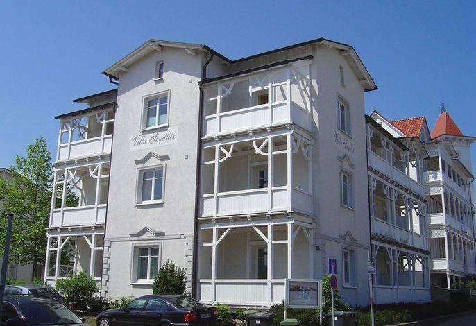 Ferienwohnung 1RB16, Haus Seydlitz