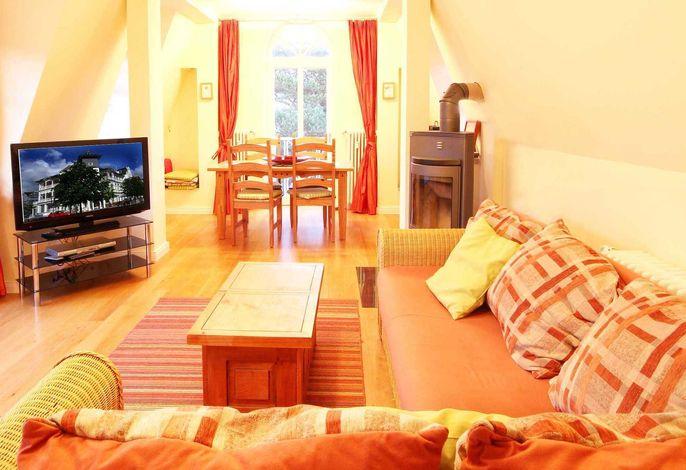 Ferienwohnung 10RB12, Villa Aegir