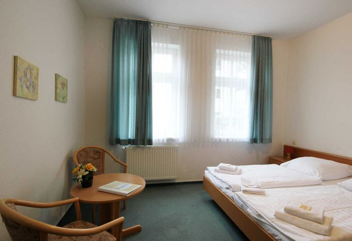 Ferienwohnung 202RB3, Villa Hans