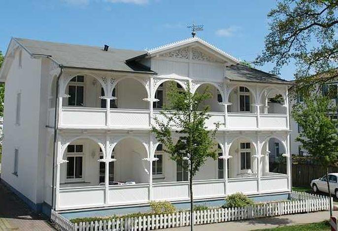 Ferienwohnung 202RB4, Villa Hans