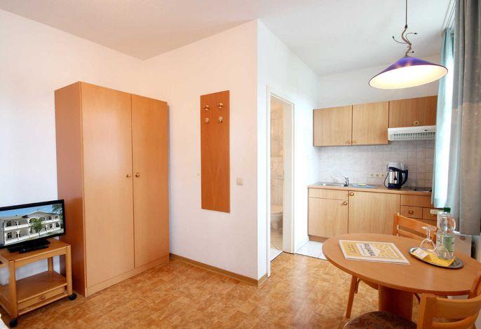 Küche +Essbereich
