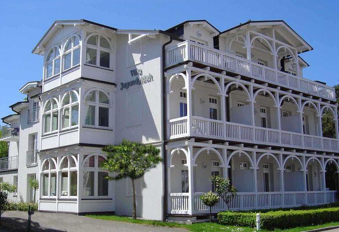 Ferienwohnung 27RB10, Villa Jugendglück