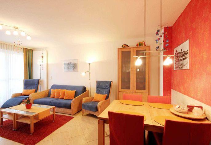 Ferienwohnung 24RB2 Muschelwohnung, Villa Maria