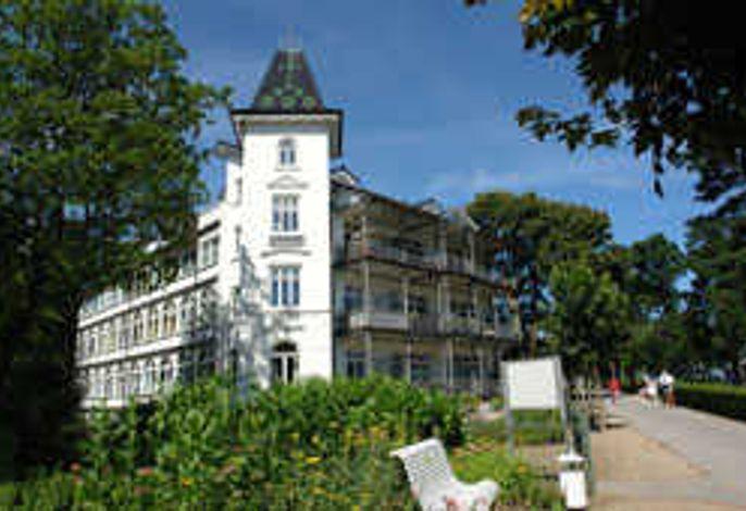 Ferienwohnung 40RB34, Villa Stranddistel