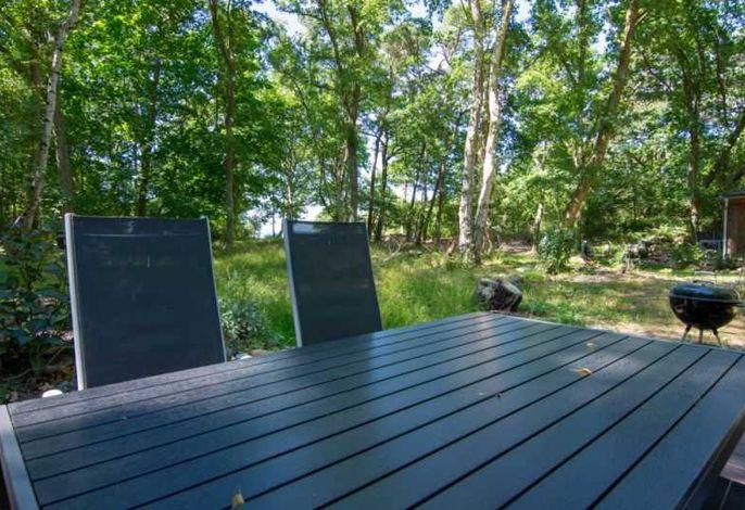 Ferienhaus 2 - Waldbungalow mit 2 Schlafzimmern