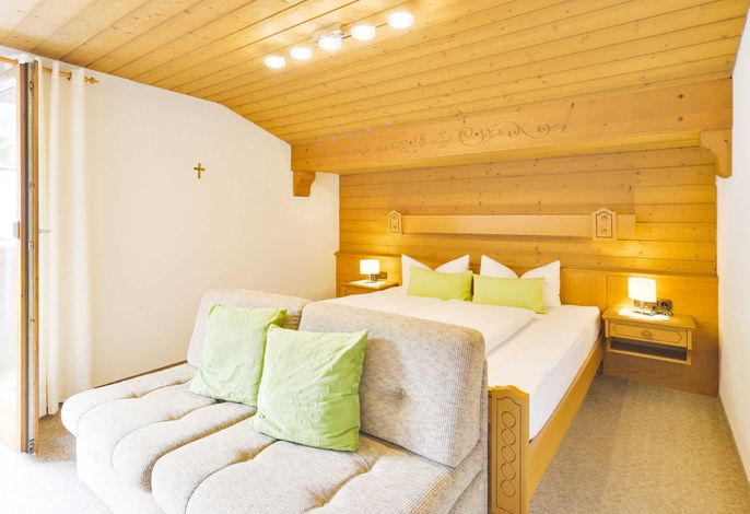 Pension Oberhauser, Doppelzimmer Heiterberg