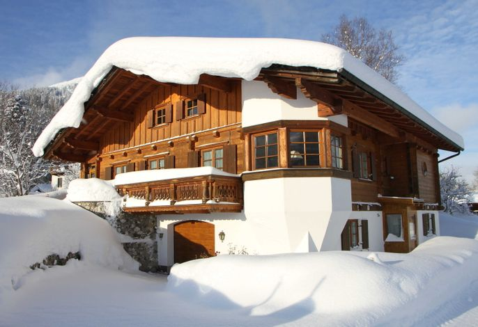 Ferienhaus Alpsteig