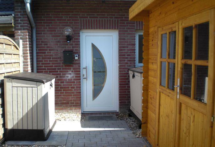 Ferienhaus Lütte Hütte Norddeich