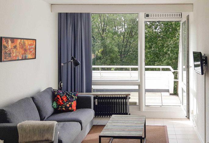 Ferienwohnung Kajüte 19 Wohnzimmer