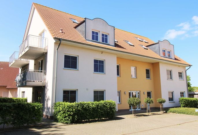 Villa Rerik Haus 1 Fewo 3
