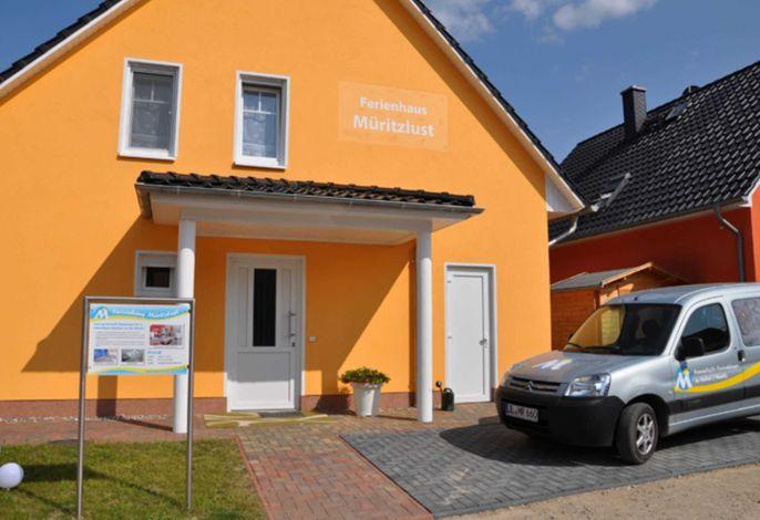 Ferienwohnungen / Appartements - Ferienhaus Müritzlust