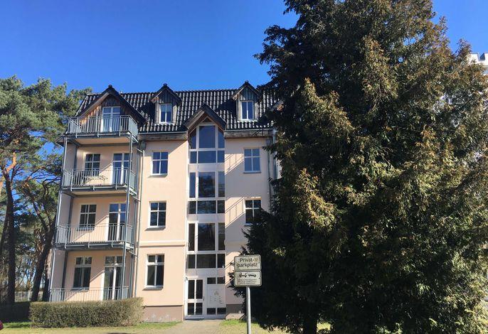 Haus Sabine, Whg. Mine,  Apartmentvermietung Sass