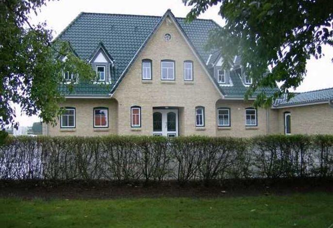 Der Neubau auf dem Ferienhof Wick