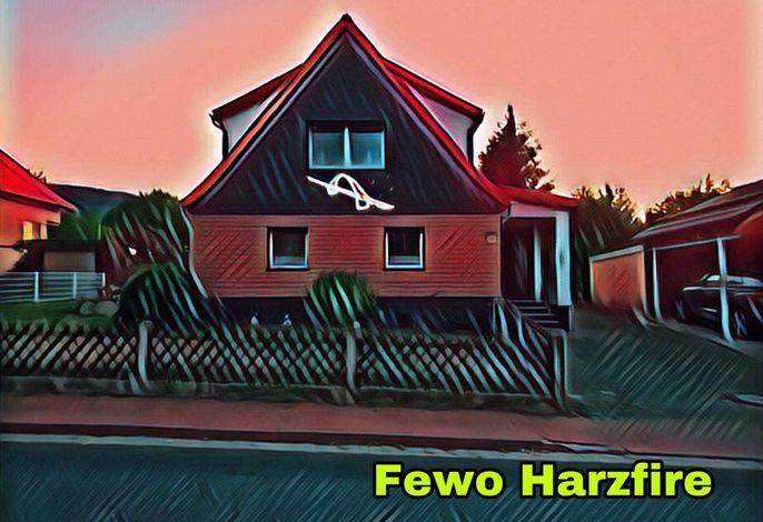 FeWo Harzfire mit Kamin